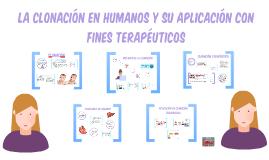 Mecanismos moleculares de la clonación en humanos y su aplic