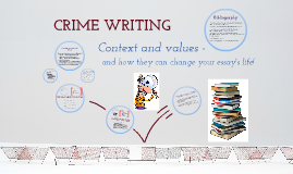 Copy of Crime Fiction: Context and Values