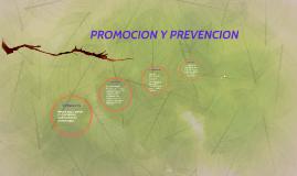 Copy of PROMOCION Y PREVEENCION