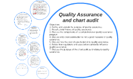 Quality Assurance and chart audit