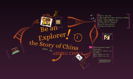 Copy of the Story of China----Explorer(AIESEC RUC)