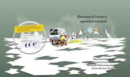 ELEMENTOS DE HIGIENE Y SEGURIDAD INDUSTRIAL