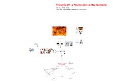 Filosofía de Protección contra Incendios