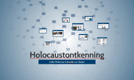 Holocaustontkenning