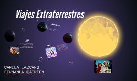 Viajes Extraterrestres