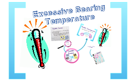 Excessive Bearing Temperature
