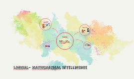 Logical- Mathematical intelligence