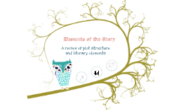 Children's Lit - Elements of the story