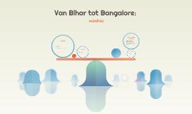 Van Bihar tot Bangalore: het heilige water
