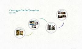 Cenografia de Eventos - Jaime Pontes