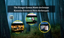 The Hungar Games Movie Achetypye