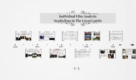 Individual Film Analysis