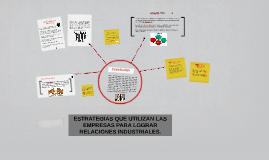 Copy of ESTRATEGIAS QUE UTILIZAN LAS EMPRESAS PARA LOGRAR RELACIONES