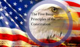 Copy of The Six Basic Principals of the Constitution