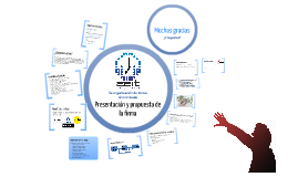 Presentación y propuesta de la firma Zeit Consultores