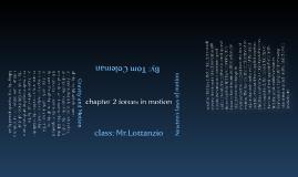 Tom coleman chapter 2 Mr.Lattanzio