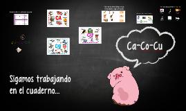 Ca-Co-Cu