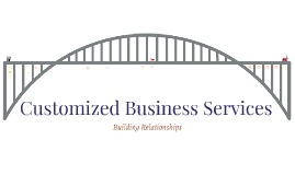 OED Customized Business Services