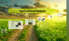 Copy of What do agricultural robots perform?