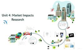 Unit 4: Market Impacts Research