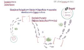 Educação em Português 18.02.2015