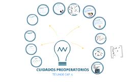 Copy of CUIDADOS PRE-OPERATORIOS EN LA PACIENTE GINECOLOGICA