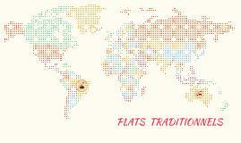PLATS  TRADITIONNELS