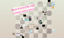 Major Events 1950-1960 (2016-2017)