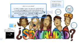 Copy of La Sexualidad