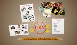 """CKV opdracht """"ik en mijn culturele en kunstzinnige omgeving"""""""