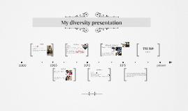 My diversity presentation
