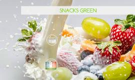 "Tesis ""Snacks Green"""