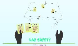 Lab Saftey