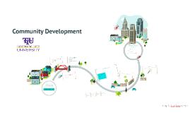 Community Development TTU