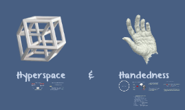 Hyperspace & Handedness
