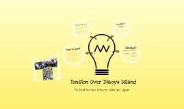 Tension On Diaoyu Island