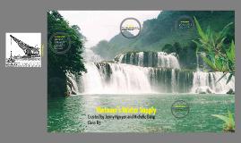 Vietnam's Water Supply
