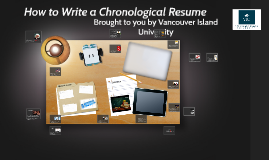 How to Write a Chronological Resume