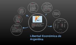 Libertad Económica de Argentina