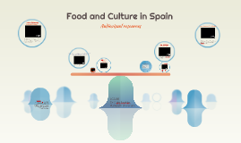 Food and Culture in Spain