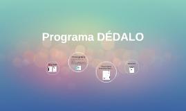 Programa DÉDALO
