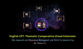 English CPT: Visual Component