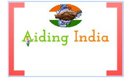 Aiding India