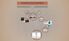 Copy of ciencias de los materiales
