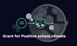 Grant for Positive school climate