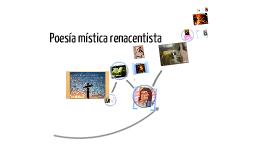 Poesía mística renacentista española