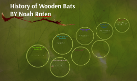 Copy of history of wooden baseball bats