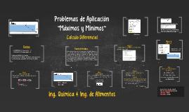 Copy of Problemas de Aplicación