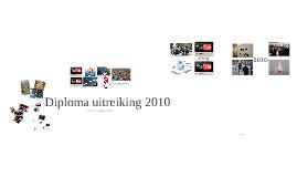Diplomauitreiking 20100705