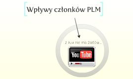 Wpływy w PLM